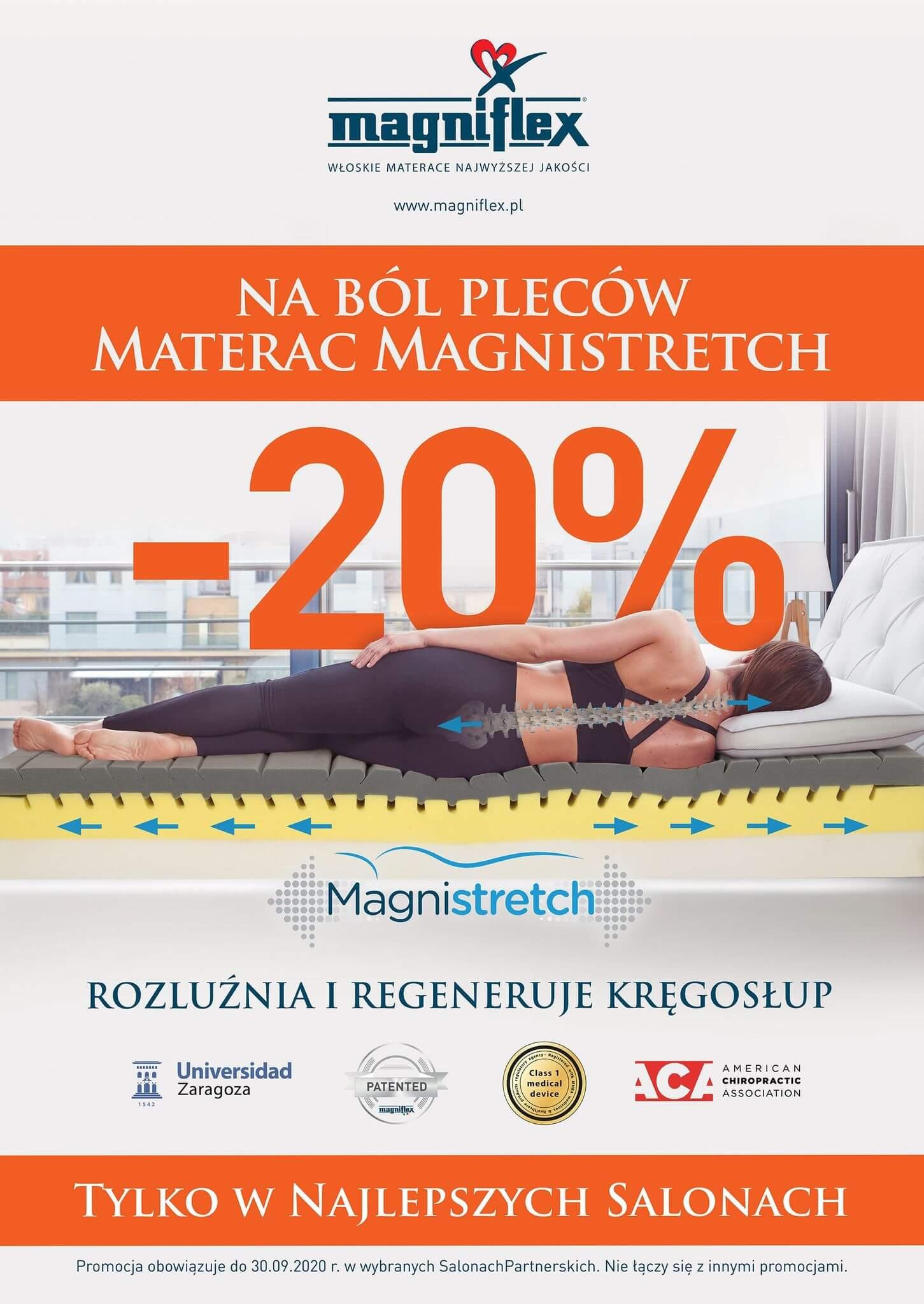 Magnistretch-magniflex-włoskie-materace-piankowe-do-spania-promocja-wrzesień-2020